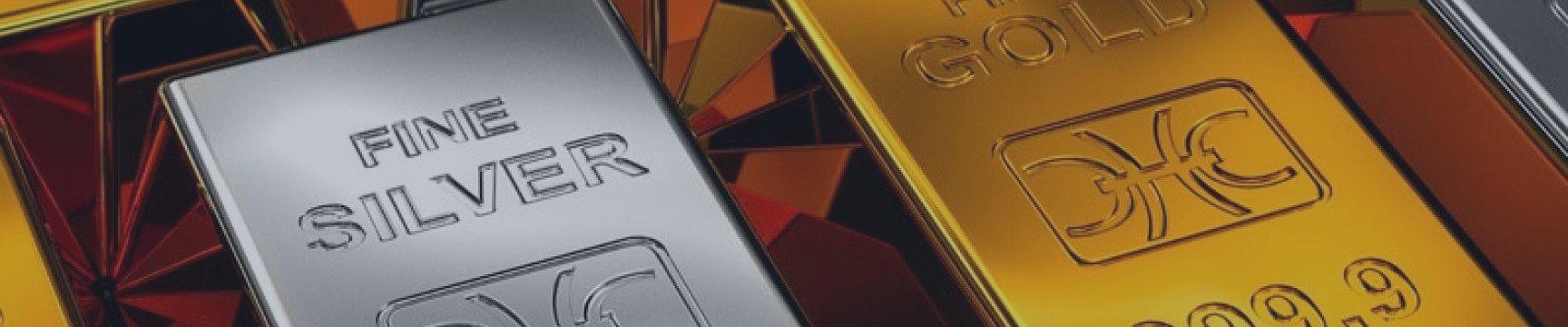 Металлы: Золото, серебро, платина