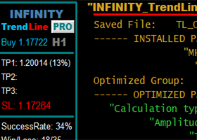 Trend Line OPTIMIZER Manual (ENG)