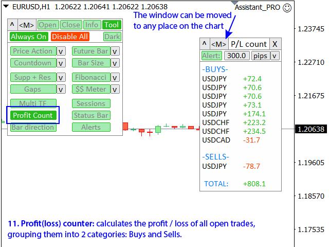 11: Profit Count