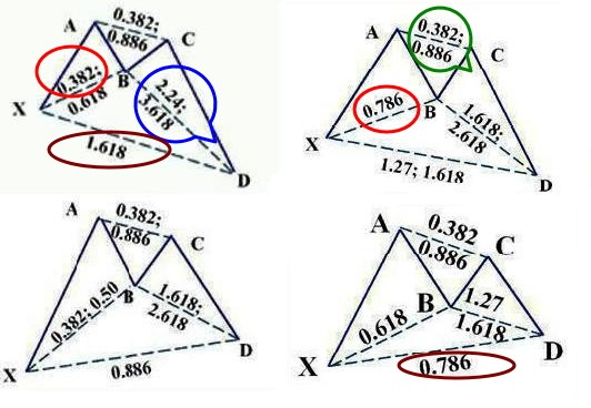 Forex gartley pattern / The 2 period rsi pullback trading strategy