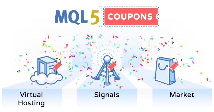 MQL5 Coupons