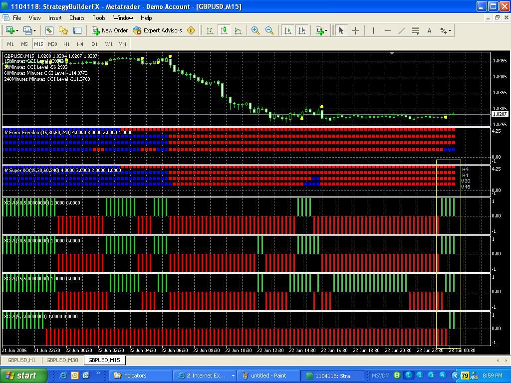 Xo trading system