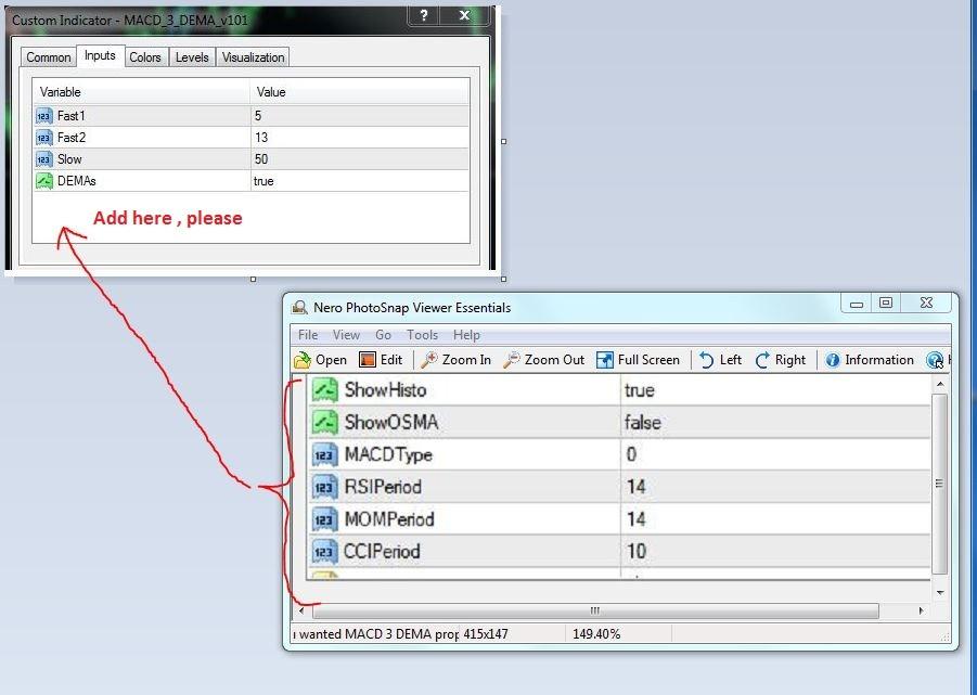 Macd indicator forex tsd