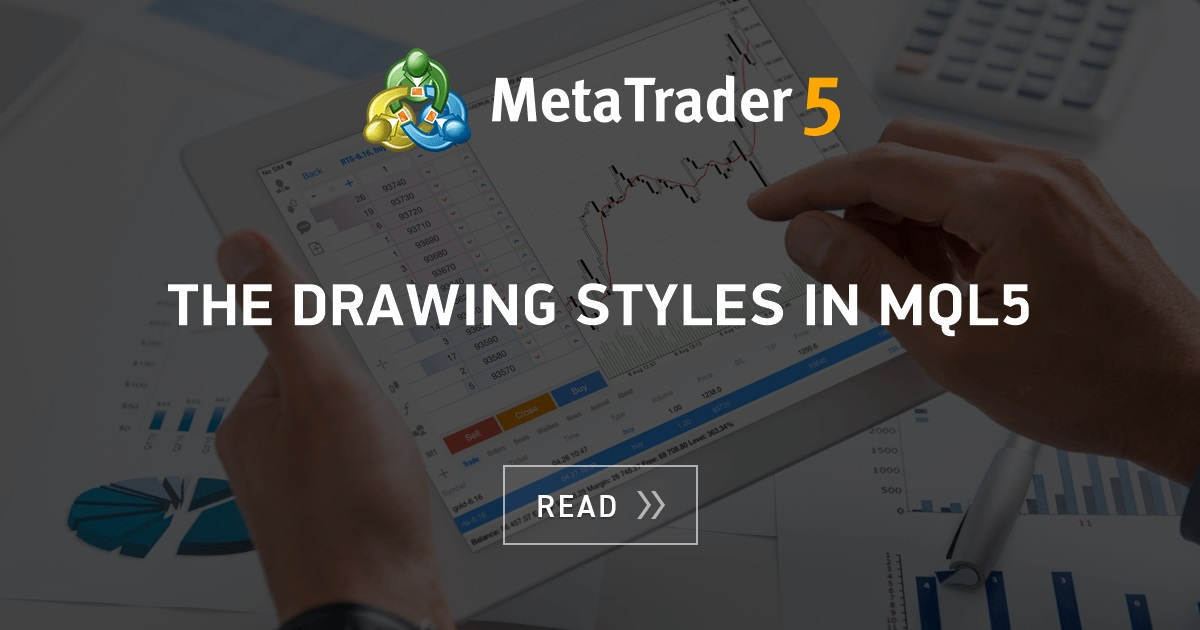 The Drawing Styles In Mql5 Mql5 Articles