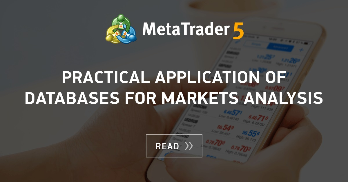 Practical Application Of Databases For Markets Analysis