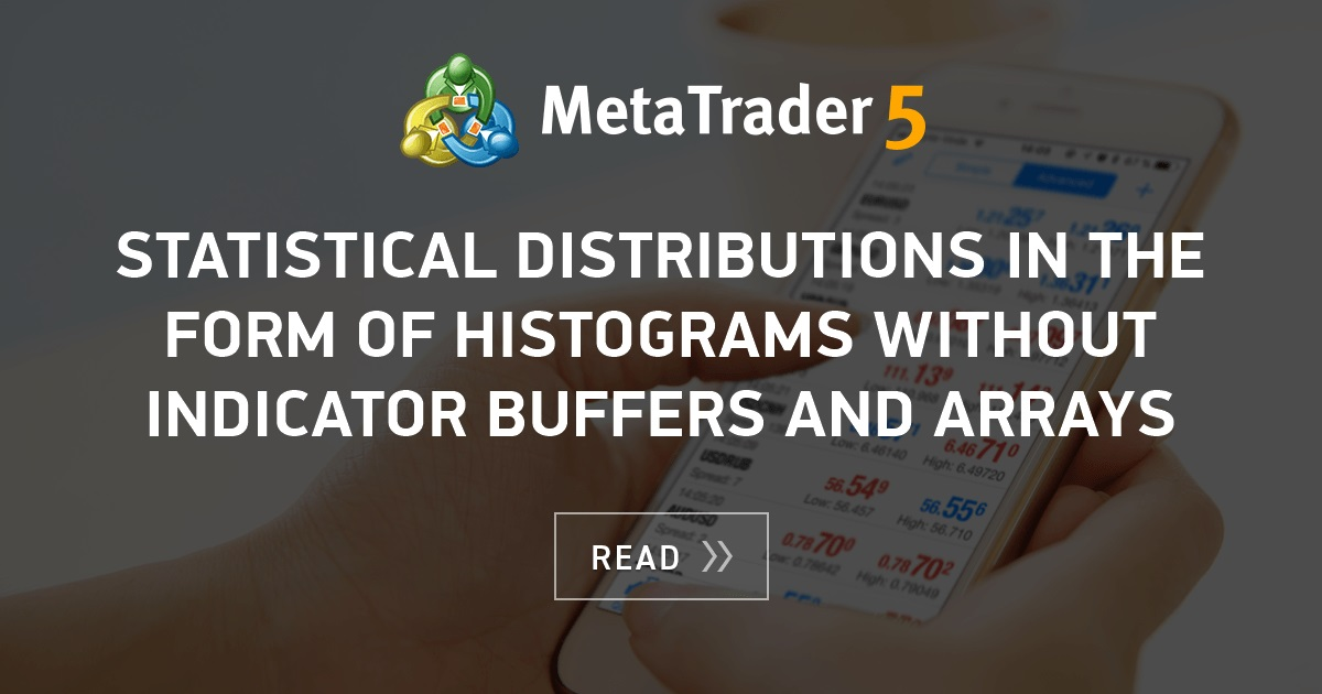 Statistical Distributions In The Form Of Histograms Without