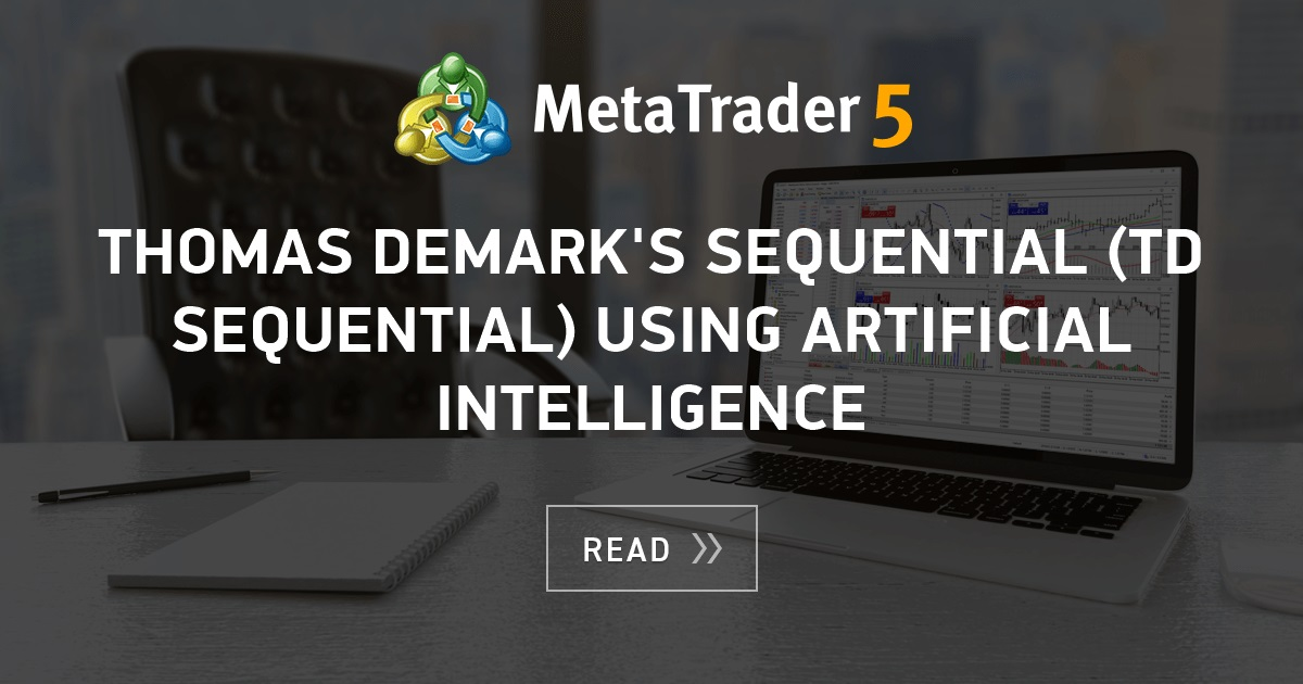 Thomas Demark S Sequential Td Sequential Using Artificial