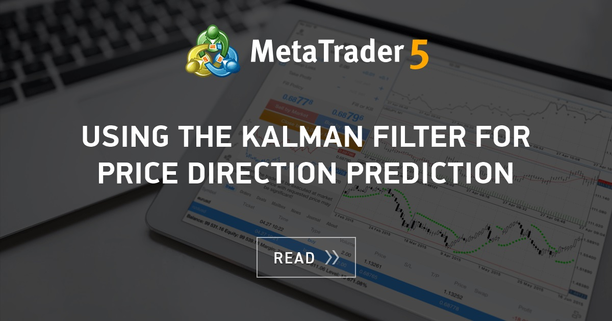 Using the Kalman Filter for price direction prediction