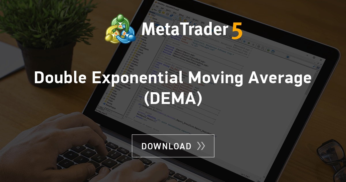 Free Download Of The Double Exponential Moving Average Dema