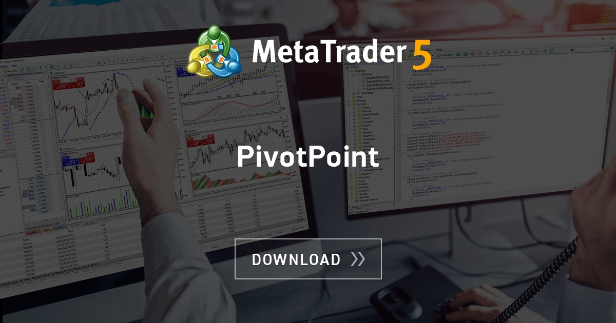 Free Download Of The Pivotpoint Indicator By Okh For