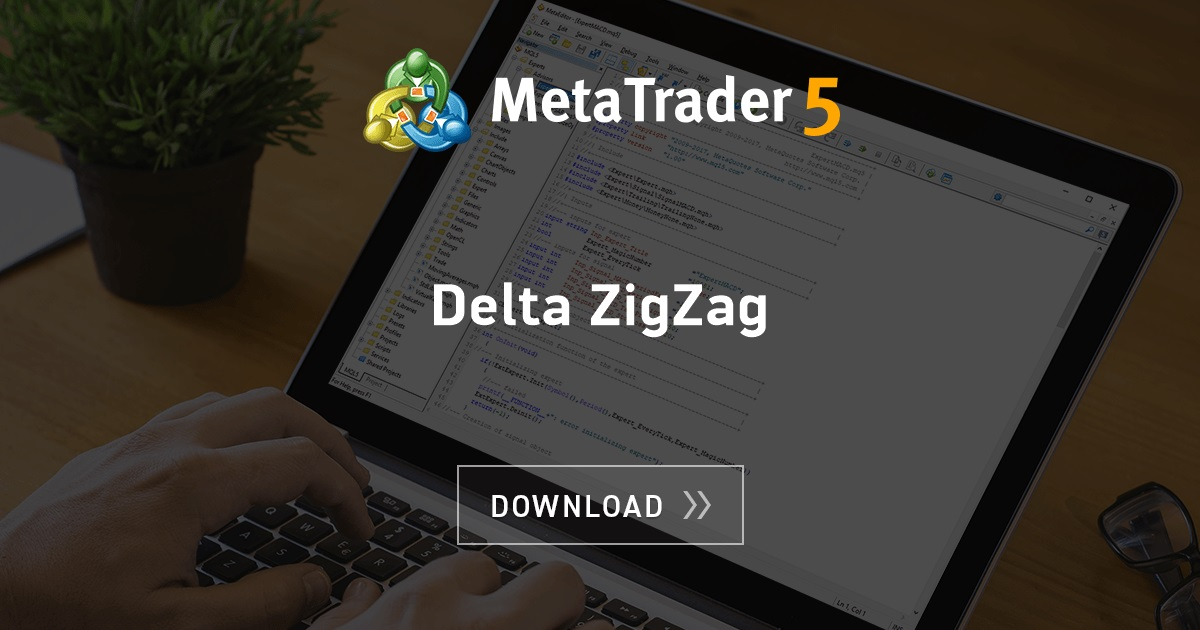 Free Download Of The Delta Zigzag Indicator By Rone For