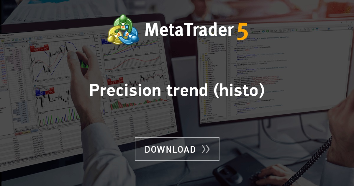 Free Download Of The Precision Trend Histo Indicator By