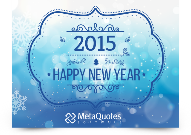 Happy New 2015 Year!