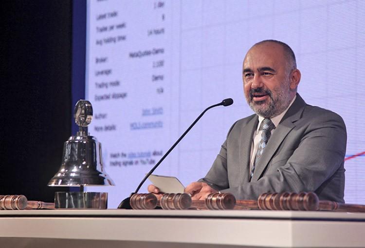MetaTürk Software首席执行官Mehmet Yıldız