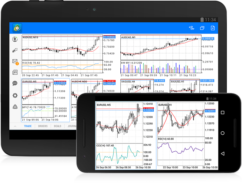 MetaTrader 5 for Android build 1372