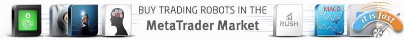 Buy algorithmic trading applications in MetaTrader Market. Its fast!