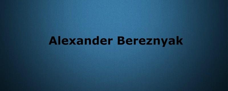 Alexander Bereznyak