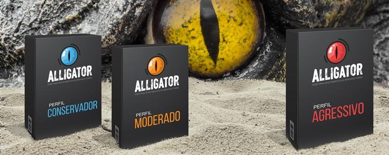 Robo Alligator
